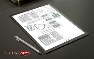 sony digital paper w600