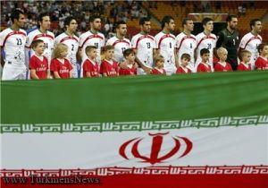 Tim Melli Footbal Iran