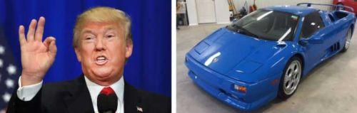 Donald Trump 5 2 E