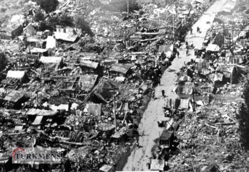 Haiyuan earthquake China 1920 240000 death toll