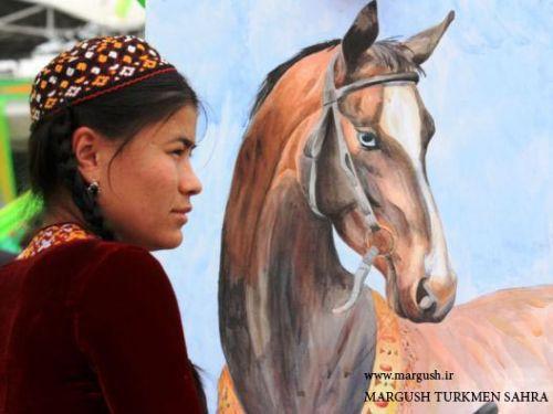 Turkmen At 1