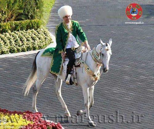 Turkmen At 4