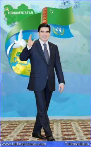 IRAN Turkmenistan 3
