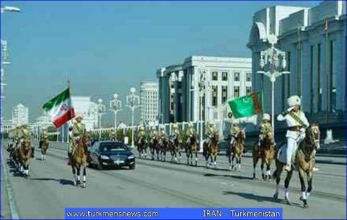 IRAN-Turkmenistan 2