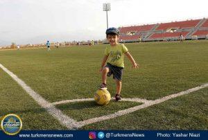 تصویر از ترکمن نیوز: آکادمی فوتبال گنبدکاووس تا هجده ماه دیگر به بهره برداری میرسد