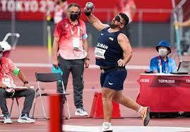 تصویر از پرتابگر ترکمن با کسب عنوان ششمی پارالمپیک به کار خود پایان داد