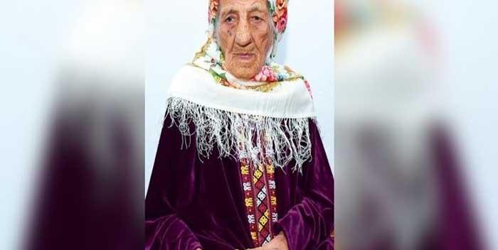 سلطان» پیرترین زن جهان در ترکمنستان - عجب سلطان ترکمن، پیرترین زن جهان شناخته شد