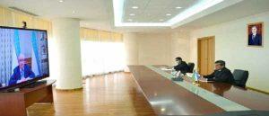 zbegistan Turkmenstan 300x129 - Türkmenistanyň we Özbegistan Respublikasynyň daşary işler ministrlikleriniň arasynda syýasy geňeşmeler geçirildi