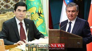 zbegistan bilen Türkmenistanyň prezidentleri 300x168 - Özbegistan bilen Türkmenistanyň prezidentleri telefon arkaly söhbetdeş boldylar