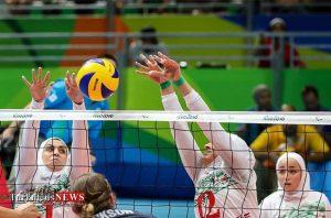 آخرین اردوی تیم والیبال نشسته بانوان قبل از بازیهای پاراآسیایی برگزار می شود