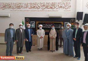 علیزاده 300x208 - آخوند عباس علیزاده به عنوان امام جمعه اهل سنت شهر گلیداغ منصوب شد