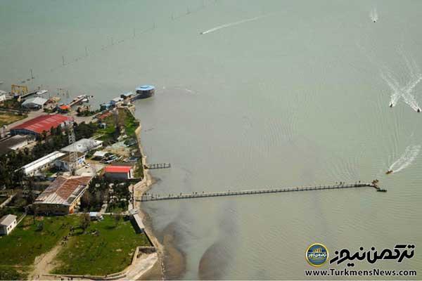 طرح گردشگری جزیره آشوراده با دستور دادسرا متوقف شد
