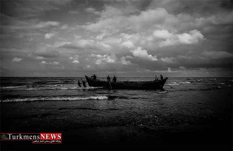 دستگیری صیادان غیرمجاز در دریای خزر
