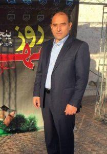 ارکاکلی 2 209x300 - پیام تبریک سلیمان هیوه چی به رئیس جمعیت رویشهای انقلاب اسلامی استان گلستان