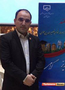 ارکاکلی 219x300 - عبدالحکیم آق ارکاکلی بعنوان رئیس جمعیت رویش های انقلاب اسلامی استان گلستان منصوب شد