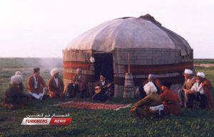 ترکمن 1 300x193 - نحوه ساخت آلاچیق سنتی ترکمن