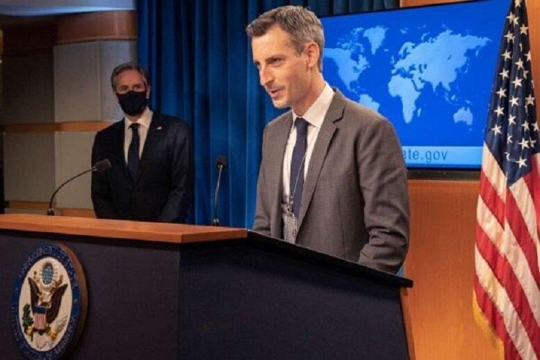 1 - آمریکا: منتظر پیشنهاد از طرف ایران هستیم