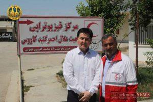 آقپور قابوس خیر کشوری 8 300x200 - زوج موفق ترکمن از نمایشگاه بادبادک تا تجلیل به عنوان خیر کشوری