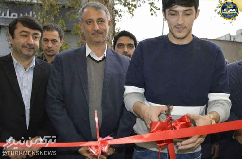 آکادمی فوتبال سردار آزمون