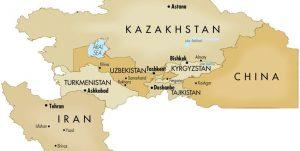 ریلی 300x151 - اتصال ریلی ایران با 3 کشور آسیای مرکزی