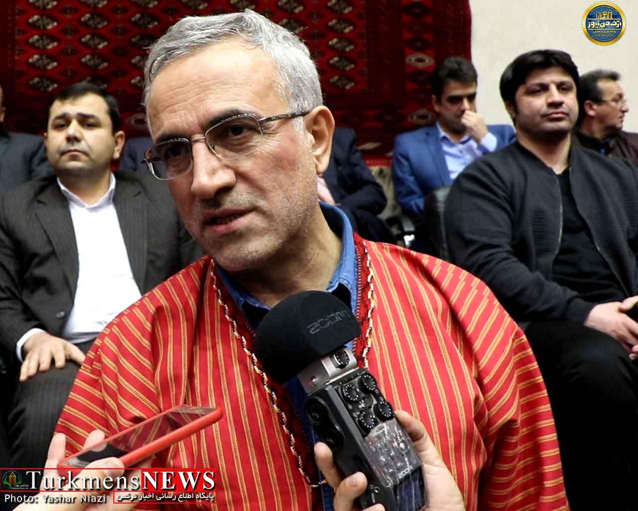 احمد ضیایی رییس فدراسیون والیبال ایران