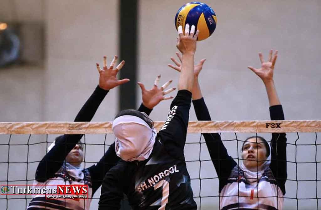 اردوی تیم ملی والیبال امید دختران با حضور دختر گلستانی آغاز شد