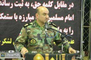 نظامی آجا گلستان 300x200 - شناخت و بهره مندی از وضعیت دشمن نیاز ضروری برای بازدارنگی است