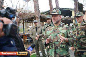 نظامی آجا 1 300x200 - ارتش و نیروهای مسلح با تمام قوا در کنار مردم خواهند بود