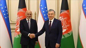 افغانستان 1 300x169 - روسای جمهوری ازبکستان و افغانستان: ابزار نظامی راه حل بحران افغانستان نیست