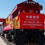 حمل و نقل چین 150x150 - چین مسیر جدیدی را برای حمل و نقل به ازبکستان آغاز کرد