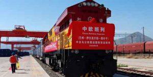 حمل و نقل چین 300x151 - چین مسیر جدیدی را برای حمل و نقل به ازبکستان آغاز کرد