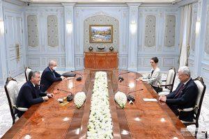 سازمان ملل 300x200 - رئیس هفتاد و پنجمین مجمع عمومی سازمان ملل با رئیس جمهور ازبکستان دیدار کرد