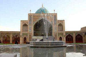 ازبکستان مسجد 5 هزار نفری به سبک شرقی در قزاقستان میسازد
