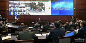 22 300x151 - امنیت ازبکستان جدید در گرو پیشرفت نیروهای مسلح است