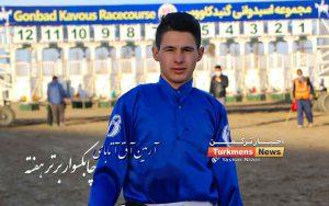 ترکمن نیوز 3 1 300x188 - روز دوم هفته دهم مسابقات اسبدوانی زمستانه گنبدکاووس برگزار شد+عکس