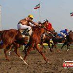 ترکمن نیوز 3 2 150x150 - روز دوم هفته دوازدهم مسابقات اسبدوانی زمستانه گنبدکاووس برگزار شد+عکس