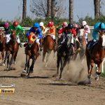 هفته دوازدهم 150x150 - روز سوم هفته دوازدهم مسابقات اسبدوانی زمستانه گنبدکاووس برگزار شد+عکس