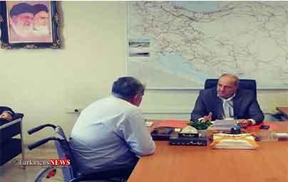 برگزاری ملاقات عمومی استاندار گلستان با مردم