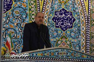 سیدمناف هاشمی استاندار گلستان