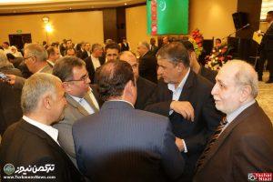 ترکمنستان تهران 3 300x200 - جشن بیست و هشتمین سالگرد استقلال ترکمنستان برگزار شد+تصاویر