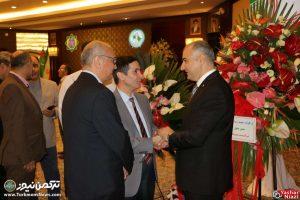 ترکمنستان تهران 8 300x200 - جشن بیست و هشتمین سالگرد استقلال ترکمنستان برگزار شد+تصاویر