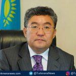 اسخت اورازبای، سفیر فوق العاده و تام الاختیار جمهوری قزاقستان در جمهوری اسلامی ایران