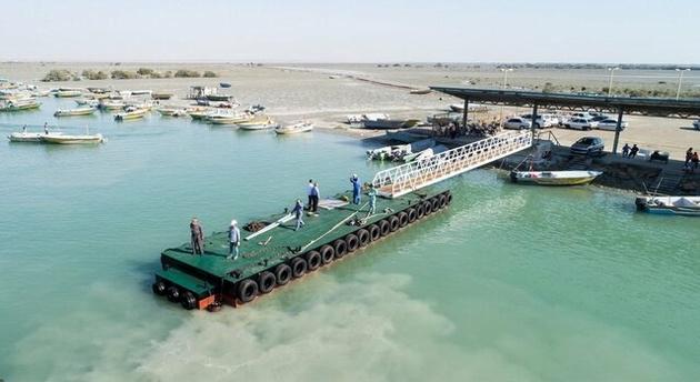بندرترکمن - مجوز احداث اسکله در بندر ترکمن صادر شد