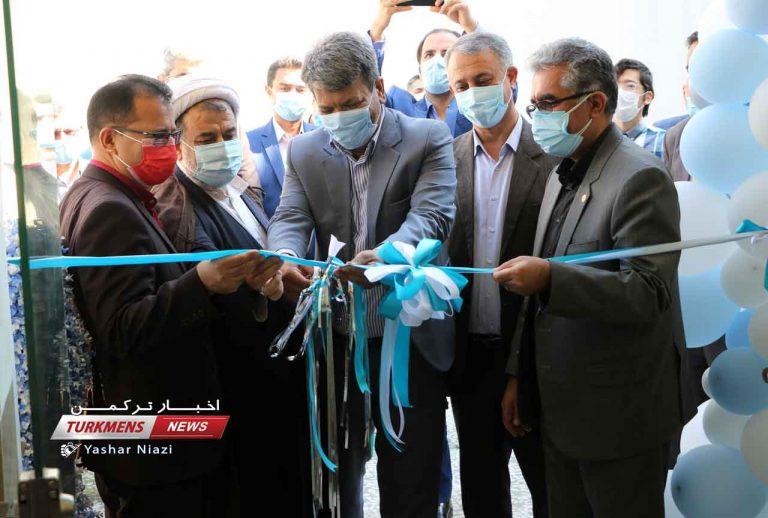 درمانگاه فرهنگیان شادمهر 768x518 - افتتاح درمانگاه فرهنگیان شرق گلستان قدمهایی برای تحقق آرزوهای بزرگ+مصاحبه