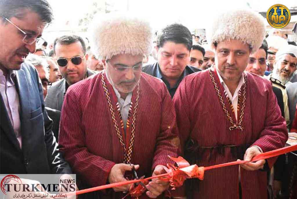 افتتاح ساختمان گاز سیمین شهر