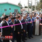 افتتاح متمرکز بنیاد مسکن روستای پلی حاجی