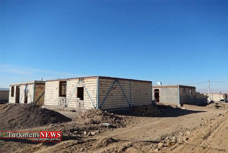 افزایش وام مسکن روستایی در گلستان