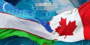 ازبکستان کانادا 300x151 - افغانستان محور گفتوگوی وزرای امور خارجه ازبکستان و کانادا