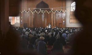 نماز جمعه 300x181 - دستورالعمل طالبان به مساجد افغانستان درمورد خطبه های نماز جمعه