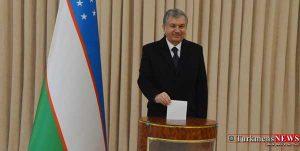 ازبکستان 1 300x151 - Özbegistanda geçirlen saýlawyň netijeleri belli boldy